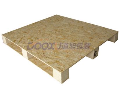 刨花木托盘  [刨花栈板]-木托盘-木栈板