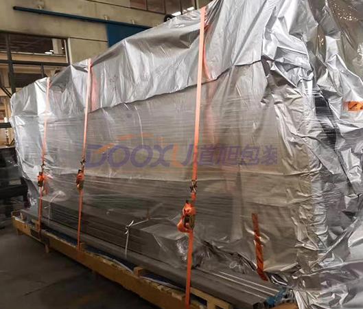 出口设备防锈包装箱