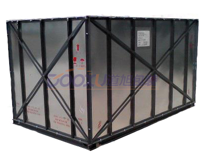 大型铁箱包装-重大型设备木箱包装