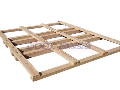 中型木托底座-设备包装专用