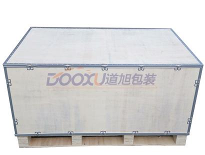 钢边箱-插口箱-出口免熏蒸木箱