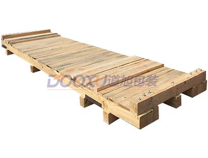 重型设备用实木托盘