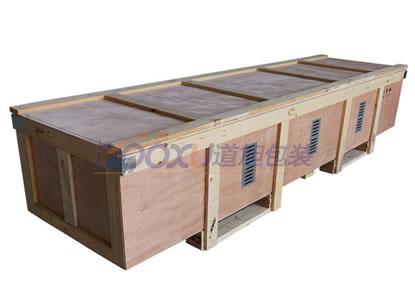中型熏蒸木箱-通风透气型木箱